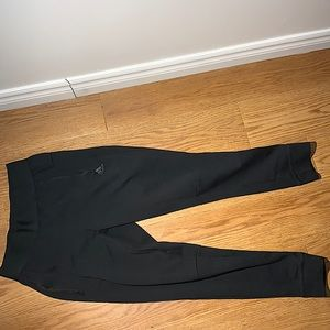 Adidas black sweatpants